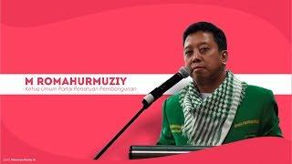 Romahurmuziy Sebut Calon Ketua Tim Kampanye Nasional Joko Widodo Berinisial 'M'