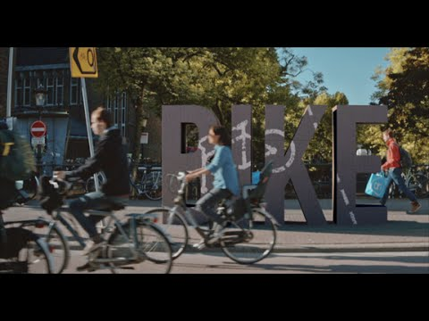 BIKE!  The amazing world of cyclists in Utrecht