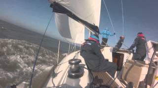 Sailing the Solent