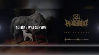 Thy Art is Murder - The Son of Misery (LYRICS VIDEO HD)