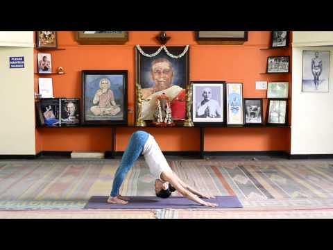 30 minutes practice of Ashtanga Yoga Mysore Style for beginners to intermediates