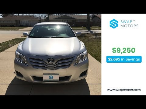 2011 Toyota Camry For Sale – Swap Motors
