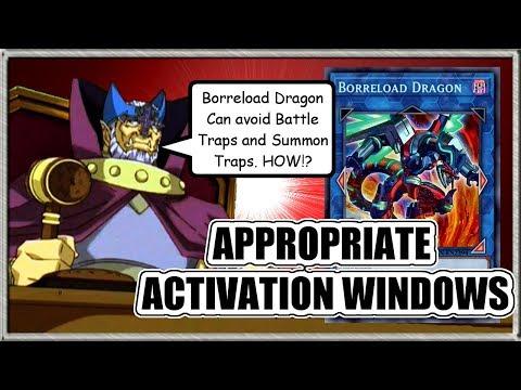 Borreload Dragon Avoids
