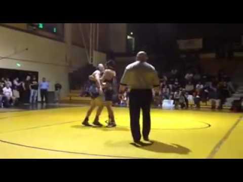 california state wrestling meet 2014