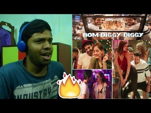 Bom Diggy Diggy (Video) Zack Knight,Jasmin Walia Sonu Ke Titu Ki Sweety Reaction & Thoughts