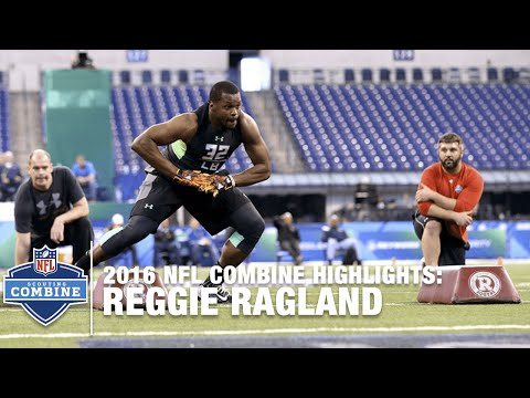 Reggie Ragland (Alabama, LB) | 2016 NFL Combine Highlights