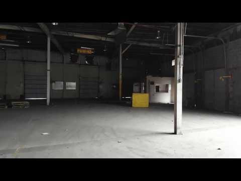 Frackville, PA Hollander Fashions Interior Drone Video