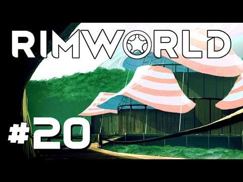 Toxic Ship and Opening the Pods! - Ep. 20 - RimWorld Beta 18 Gameplay
