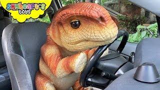 Our Pet Dinosaur's Birthday!