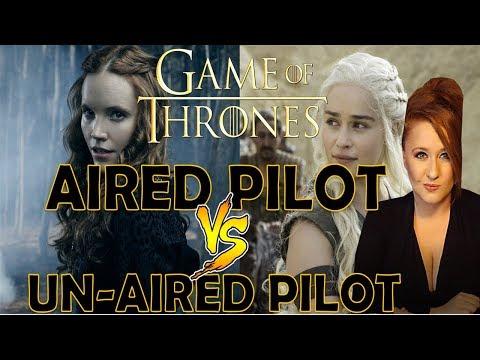 NEW Un-Aired Pilot Script: Biggest Differences
