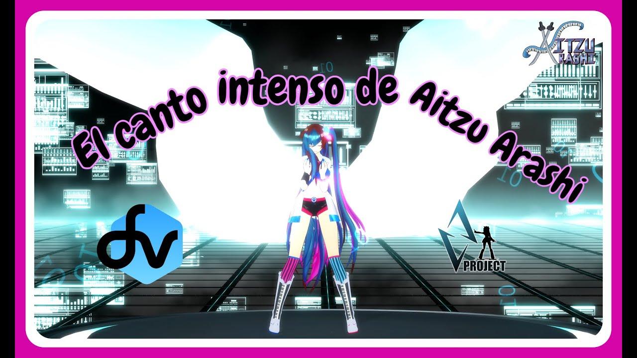 El canto intenso de Aitzu Arashi【DeepVocal】- COVER (Sub. Español)