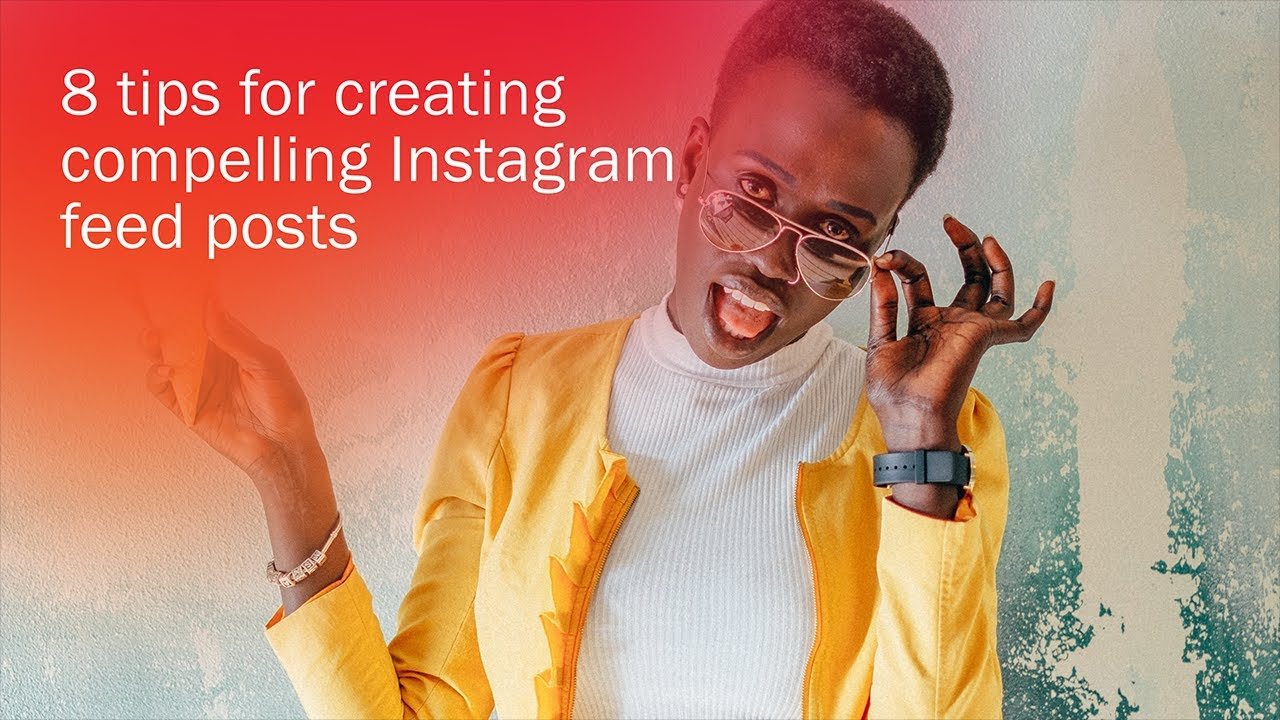 8 Creative Ideas for Instagram Feed Posts