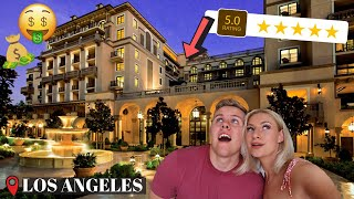 TESTING THE BEST RATED HOTEL IN LA... *Is It Worth It??*