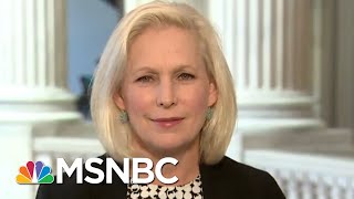 Sen. Gillibrand: 'McConnell Makes Rules For Others And Not For Himself' | Katy Tur | MSNBC