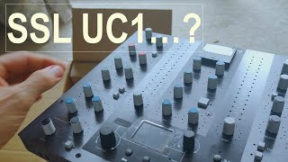 SSL UC1 Unboxing & Thoughts