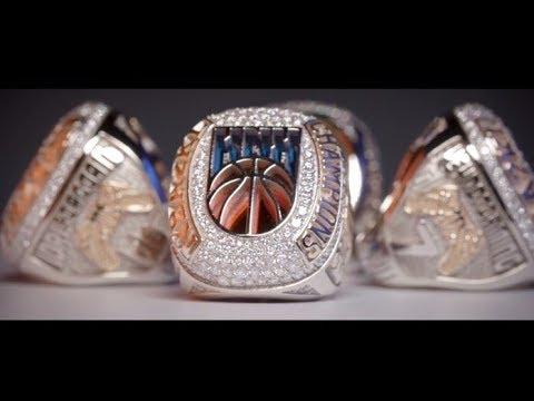 TEASER FOR KNICKS GAMING - 2018 NBA2K LEAGUE CHAMPIONSHIP RINGS   BARON RINGS