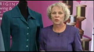 Cynthia Guffey Shares her Secrets for Jacket Fitting on It