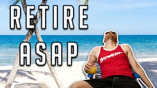 How To Retire A$AP Through Real Estate Investing - With No Money!
