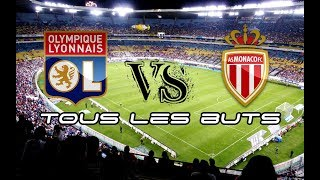 Monaco vs Lyon 2-3 Tous les Buts, résumé 13/10/2017
