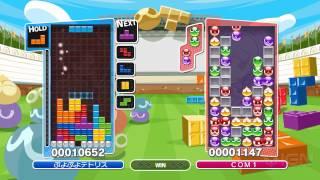 Puyo Puyo Tetris -- Commentary