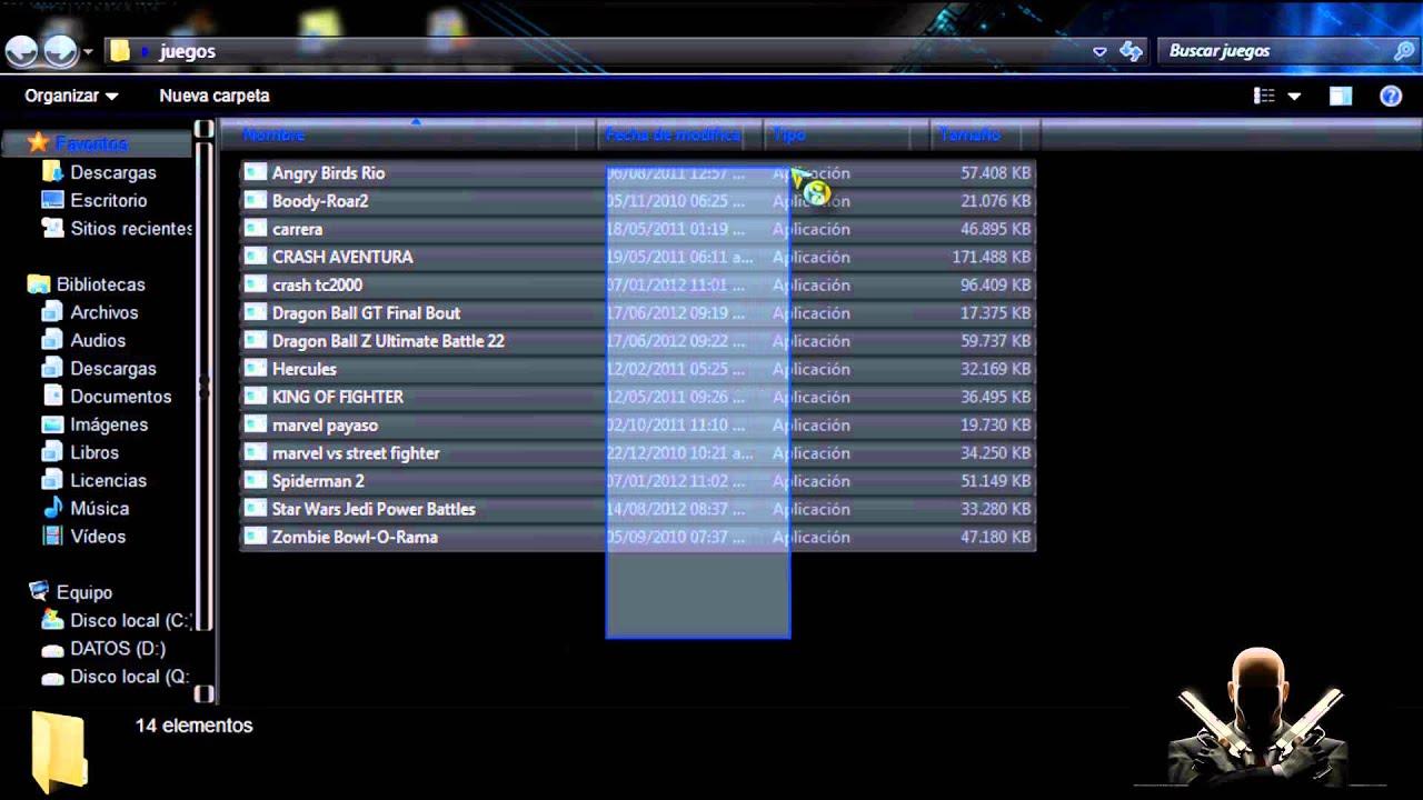 descargar juegos para pc gratis en español windows 7 livianos