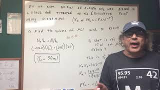 Equivalence Point 1 - ORGOMAN - Dr. Jim Romano - DAT Destroyer