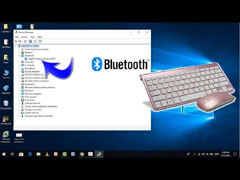 SOLVED Wireless Bluetooth Mouse & Keyboard Not Connecting To Windows 10
