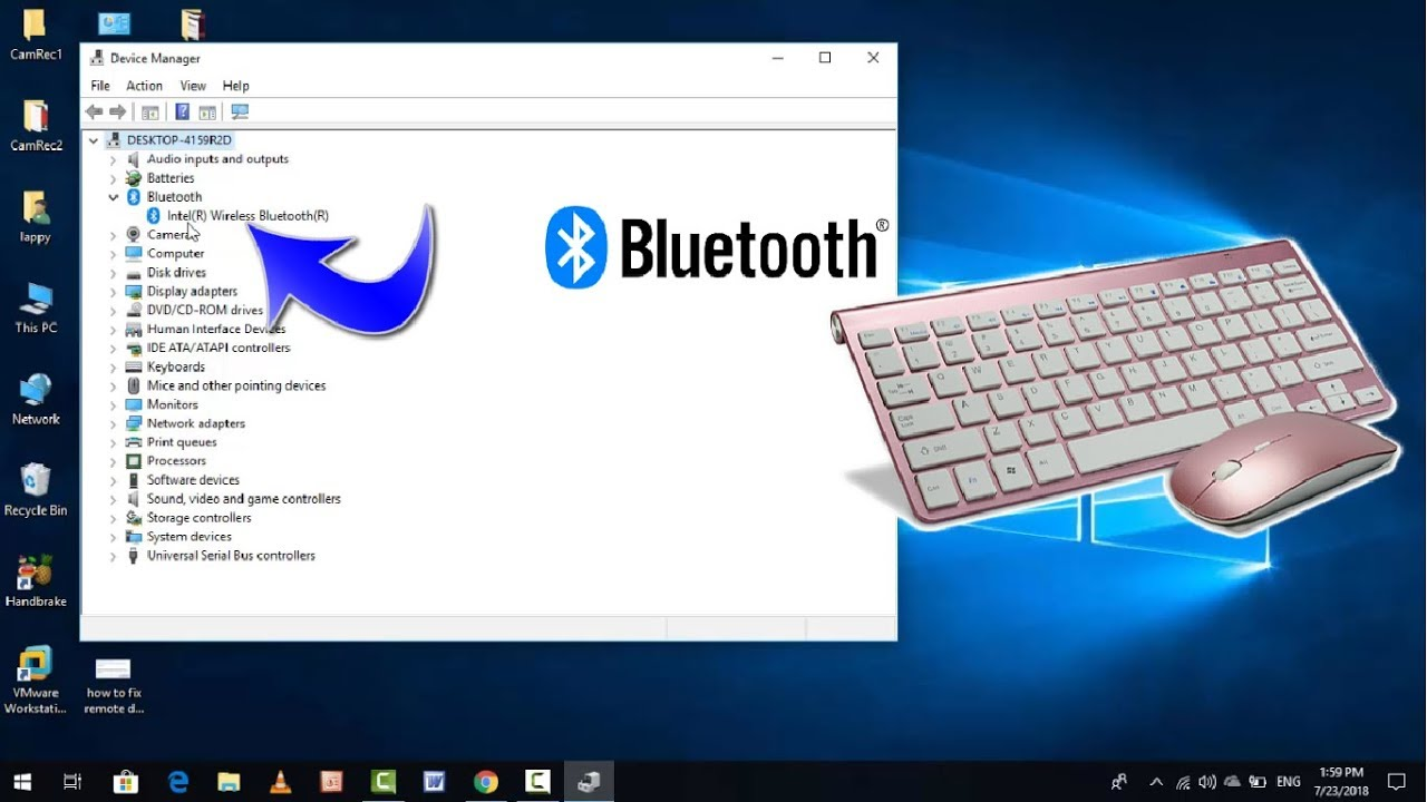 solved wireless bluetooth mouse keyboard not connecting to windows 10 youtube. Black Bedroom Furniture Sets. Home Design Ideas