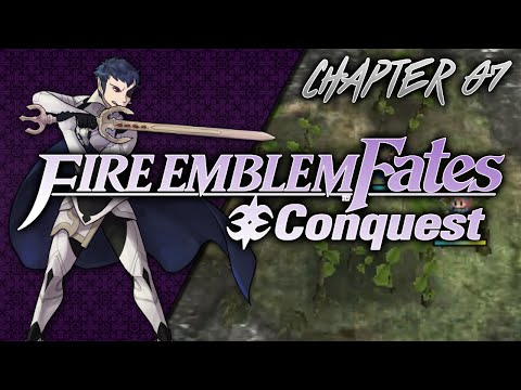 Fire Emblem: Fates :: Conquest :: Chapter 7 - A Dragon