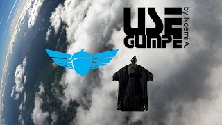 WINGSUIT CLOUDRACE WEEKEND – Kevin and Jerome racing the clouds