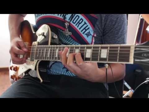 The Willing Well III: Apollo II: The Telling Truth-Coheed & Cambria (Guitar Cover)