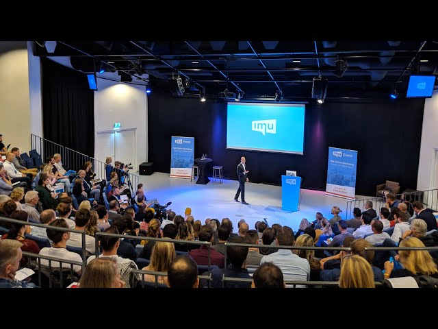 Het IMU Online Marketing Event!