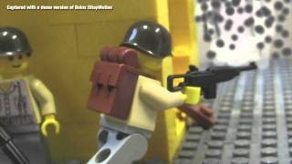 LEGO WWII - Battle of Carentan