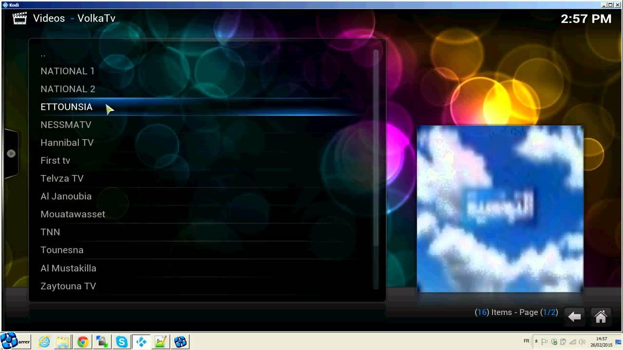 VOLKA TV SUR PC