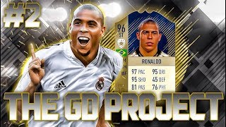 THE GD PROJECT | RONALDO IS AMAZING!!