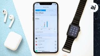 Screen Time & App Limits in iOS 12 - Ultimate Guide