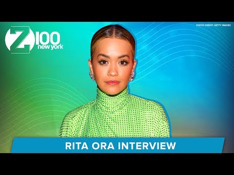 Rita Ora Opens Up about Friendship with Ed Sheeran | Interview