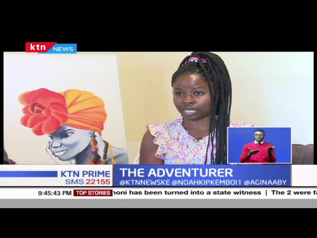 The Adventurer: Focus on fine art business in Kenya