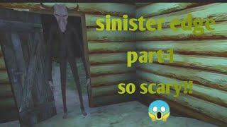 Sinister edge, horror game ( gameplay in Tamil ) part-1, so scary!!!