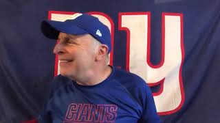 The NY Giants Post-Game Locker Room with Vic DiBitetto: Just Enough to Lose Again