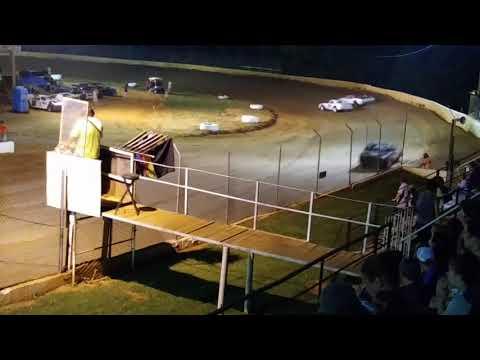 Lake Cumberland Speedway Grassroots Hobby Stock heat race 1 part 2 6/29/19