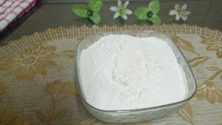 Custard Powder | Homemade Custard Powder | How to make custard powder in Bangladesh | Shamima Akter