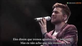 Adam Lambert - Outlaws of Love (Legendado) LIVE