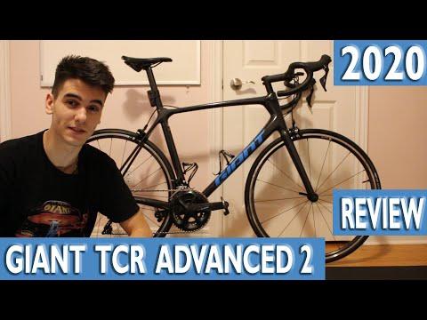 2020 Giant TCR Advanced 2 | 5000 Kilometres Review