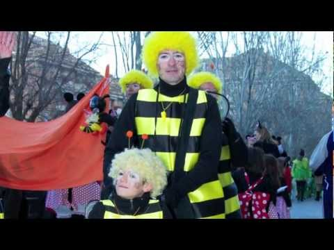 Carnaval Festivities Spain (Navas de Tolosa, Spain)