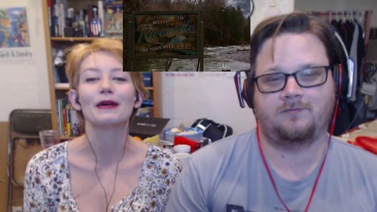 Download Riverdale - 1x1 - Chapter One : The River's Edge - REACTION!