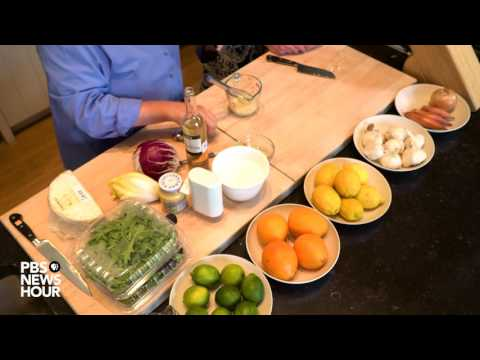 Ina Garten on how to make the perfect vinaigrette