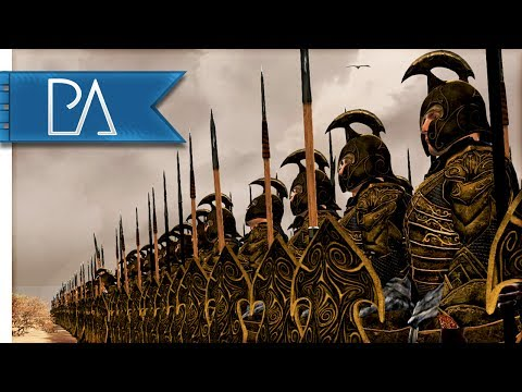 ELVES AT WAR: SIEGE BATTLE - Lord Of The Rings Total War Mod Gameplay