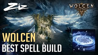 Wolcen - Best Spell build - Winters Grasp