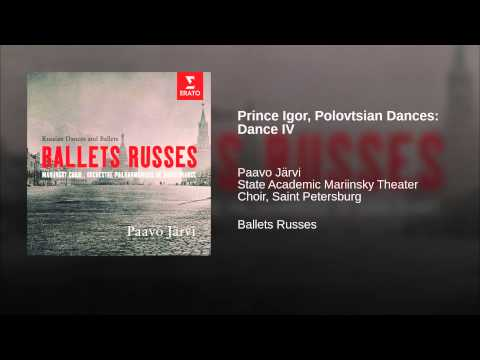 Prince Igor: Polovtsian Dances... is listed (or ranked) 46 on the list The Best Opera Songs